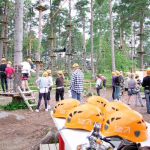 Flowpark Ahvenisto